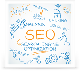 SEO services Sheffield from Seven Creative