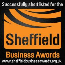 shortlisted for sheffield business awards