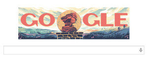 peak district google doodle