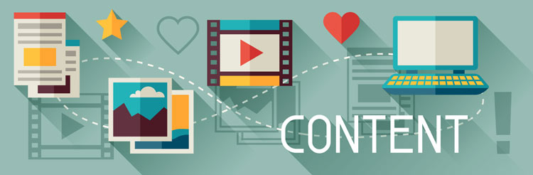 Content creation services from Seven Creative