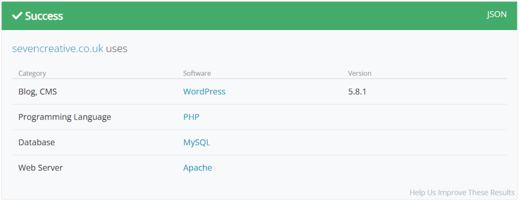 Checking your WordPress site language